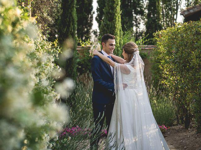 La boda de Alberto y Marta en Madrid, Madrid 79