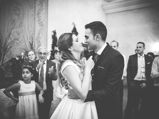 La boda de Alberto y Marta en Madrid, Madrid 86