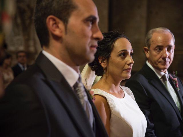 La boda de David y Lorena en Barbastro, Huesca 9