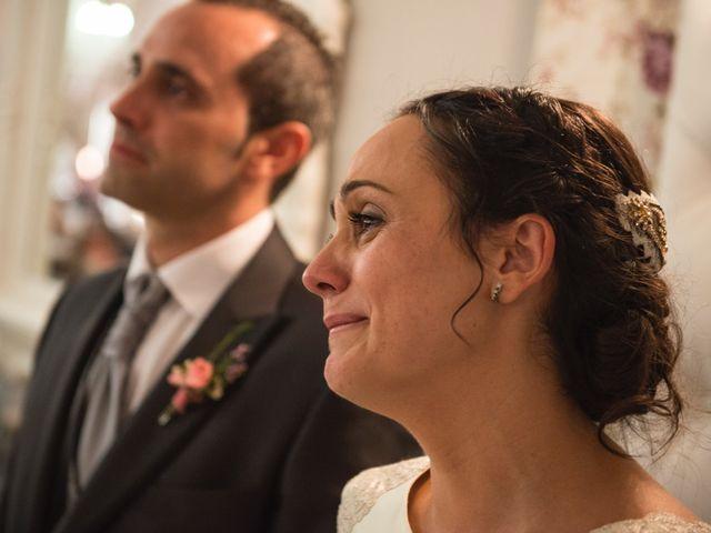 La boda de David y Lorena en Barbastro, Huesca 17