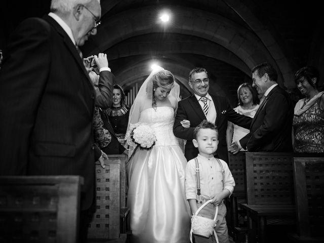 La boda de Andrés y Laura en Santander, Cantabria 16