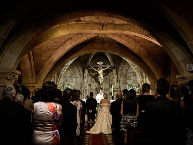 La boda de Andrés y Laura en Santander, Cantabria 17