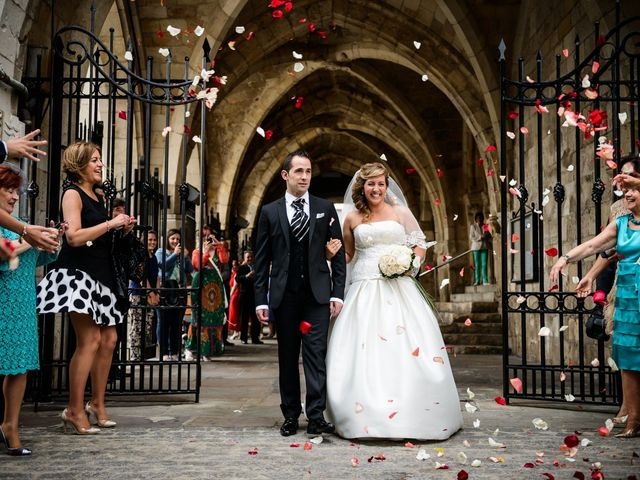 La boda de Andrés y Laura en Santander, Cantabria 19