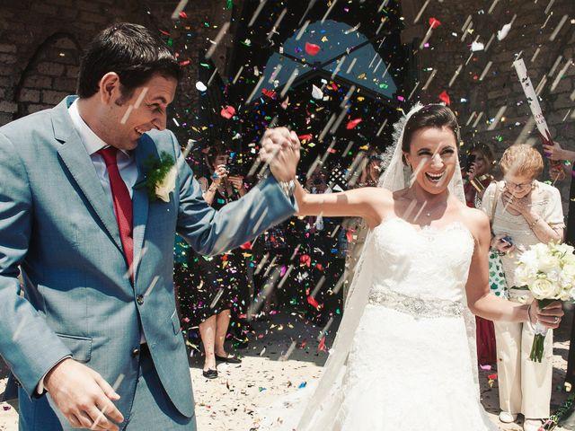 La boda de Maria José y Javier