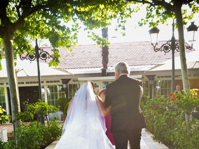 La boda de Alejandro y Miriam en Las Rozas De Madrid, Madrid 3