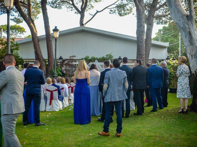La boda de Alejandro y Miriam en Las Rozas De Madrid, Madrid 1