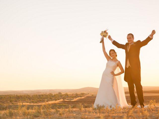 La boda de Yurena y David