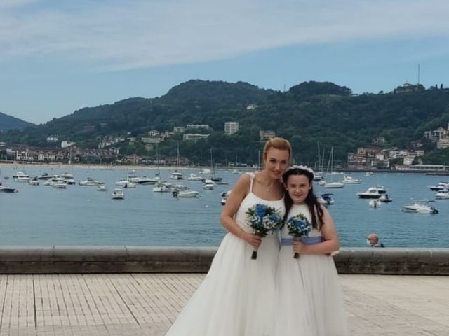 La boda de Carlos  y Laura en Donostia-San Sebastián, Guipúzcoa 4