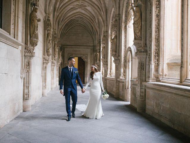 La boda de Juan y Paula en Toledo, Toledo 30