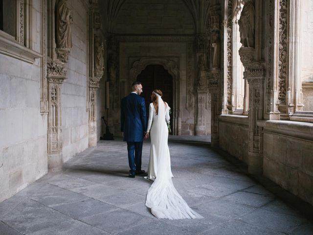 La boda de Juan y Paula en Toledo, Toledo 32