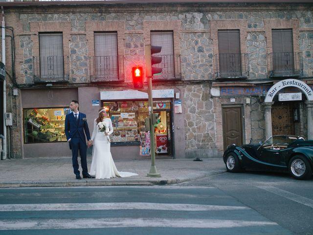 La boda de Juan y Paula en Toledo, Toledo 34