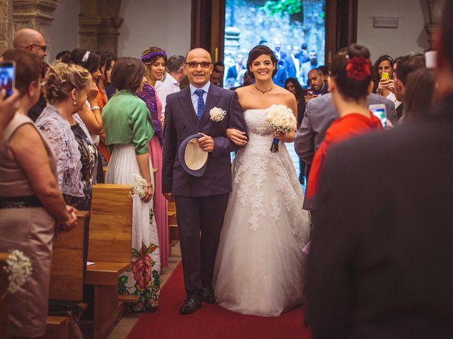 La boda de Rober y Isa en Pazo (Caion), A Coruña 19