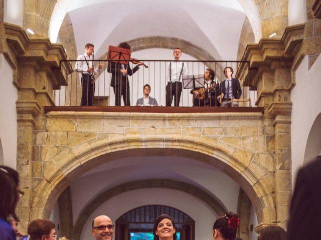 La boda de Rober y Isa en Pazo (Caion), A Coruña 20