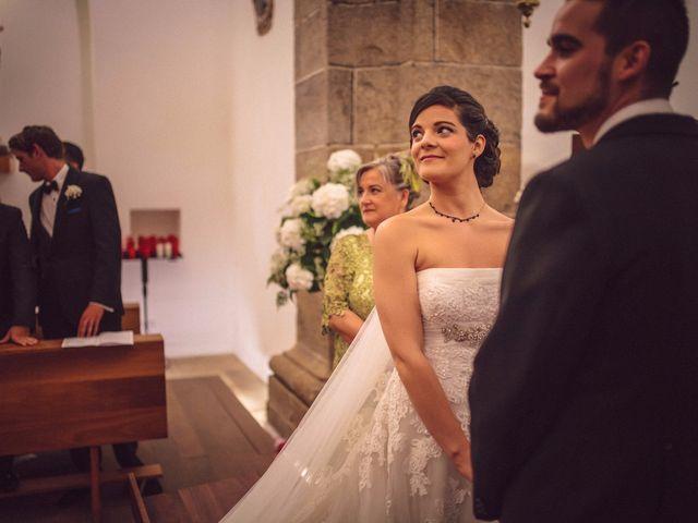 La boda de Rober y Isa en Pazo (Caion), A Coruña 24
