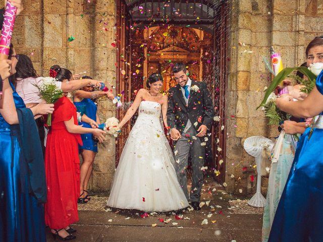 La boda de Rober y Isa en Pazo (Caion), A Coruña 26