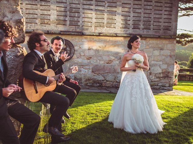 La boda de Rober y Isa en Pazo (Caion), A Coruña 29