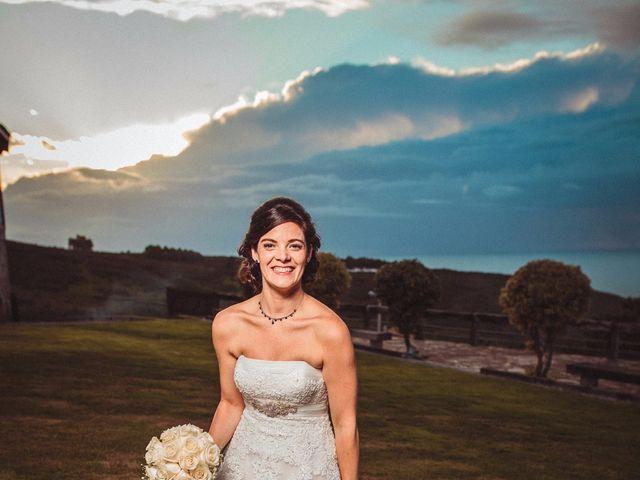 La boda de Rober y Isa en Pazo (Caion), A Coruña 32