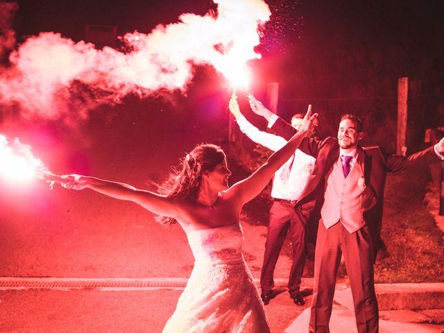 La boda de Rober y Isa en Pazo (Caion), A Coruña 43