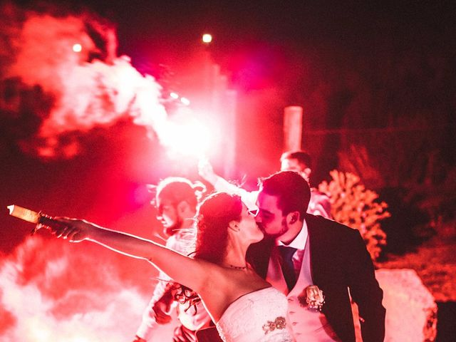 La boda de Rober y Isa en Pazo (Caion), A Coruña 44
