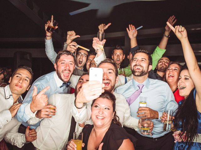 La boda de Rober y Isa en Pazo (Caion), A Coruña 46