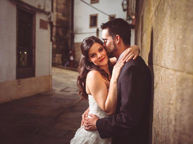 La boda de Rober y Isa en Pazo (Caion), A Coruña 49
