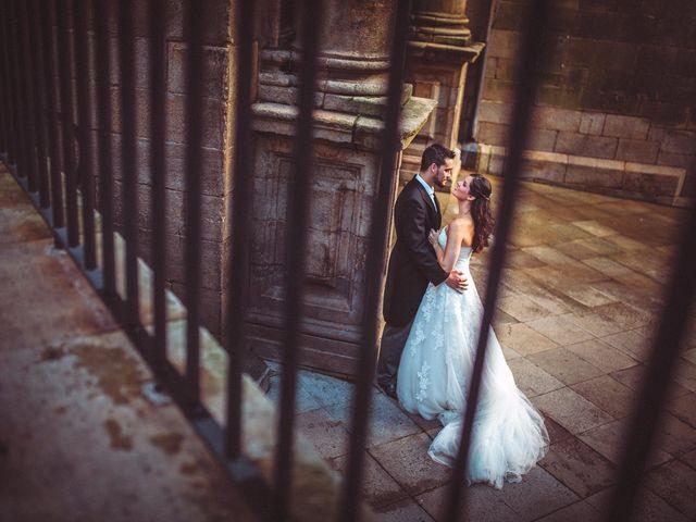 La boda de Rober y Isa en Pazo (Caion), A Coruña 50