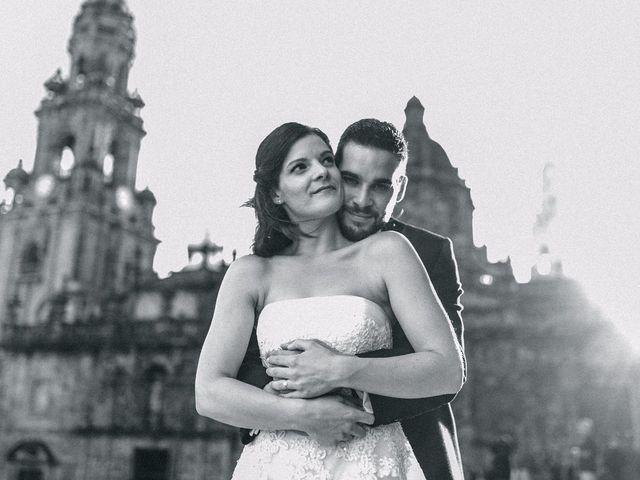 La boda de Rober y Isa en Pazo (Caion), A Coruña 51