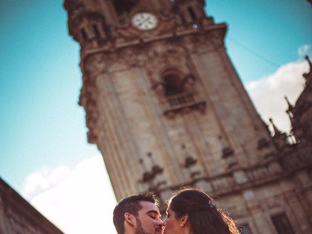 La boda de Rober y Isa en Pazo (Caion), A Coruña 53