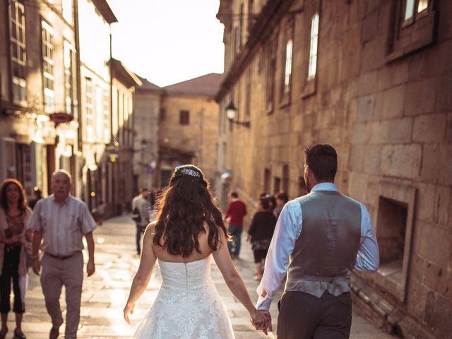 La boda de Rober y Isa en Pazo (Caion), A Coruña 55
