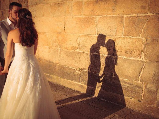 La boda de Rober y Isa en Pazo (Caion), A Coruña 56