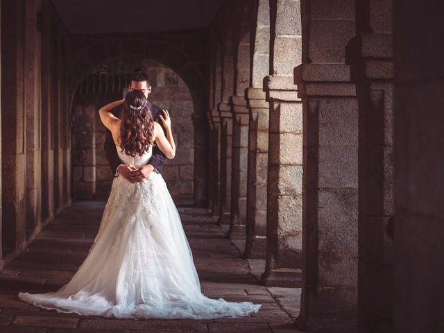 La boda de Rober y Isa en Pazo (Caion), A Coruña 57