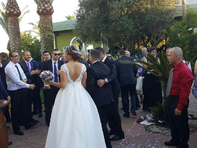 La boda de Andreu y Raquel en L' Alcúdia, Valencia 1