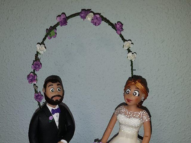 La boda de Andreu y Raquel en L' Alcúdia, Valencia 10