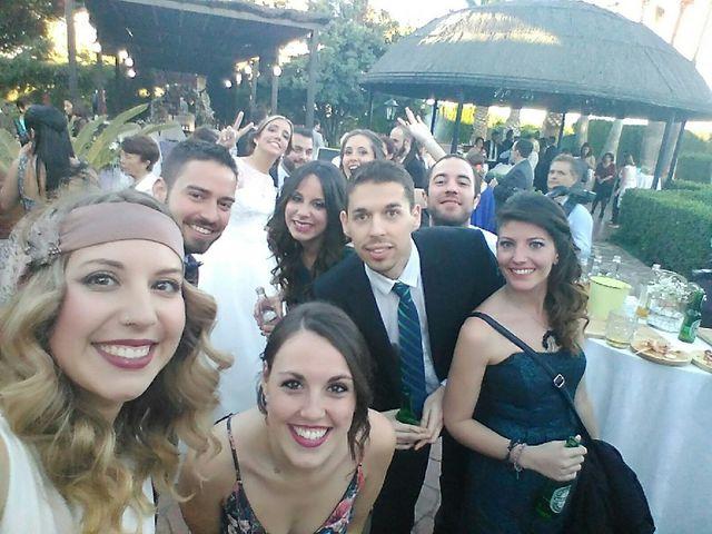 La boda de Andreu y Raquel en L' Alcúdia, Valencia 12