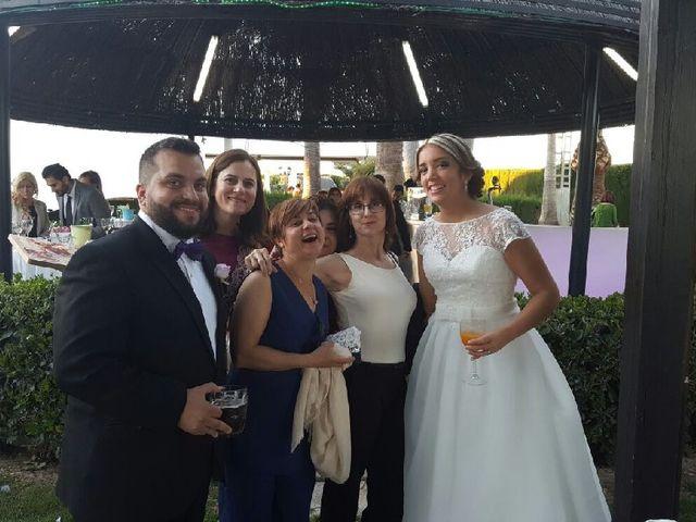 La boda de Andreu y Raquel en L' Alcúdia, Valencia 16