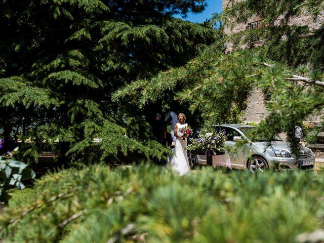 La boda de Fernando y Ana en Ávila, Ávila 10