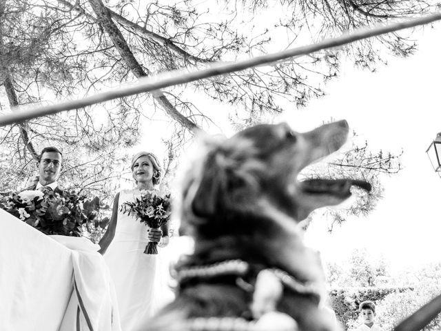 La boda de Fernando y Ana en Ávila, Ávila 12