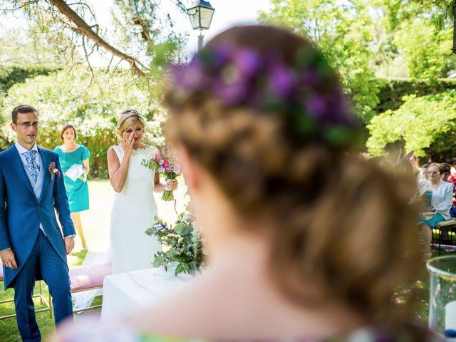 La boda de Fernando y Ana en Ávila, Ávila 15
