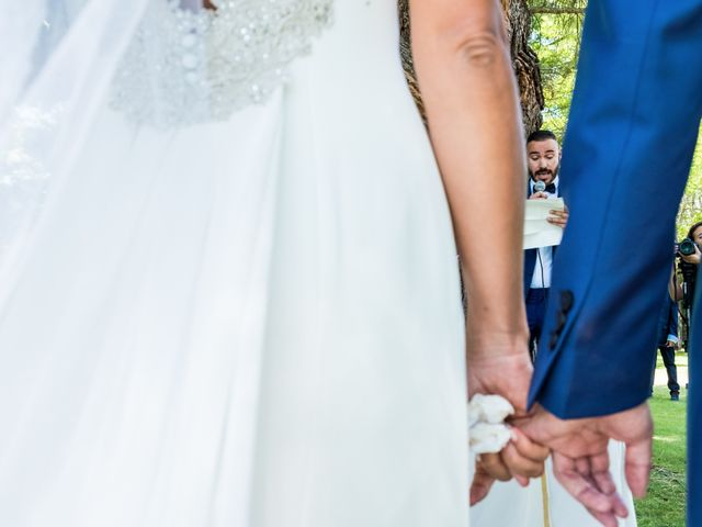 La boda de Fernando y Ana en Ávila, Ávila 18