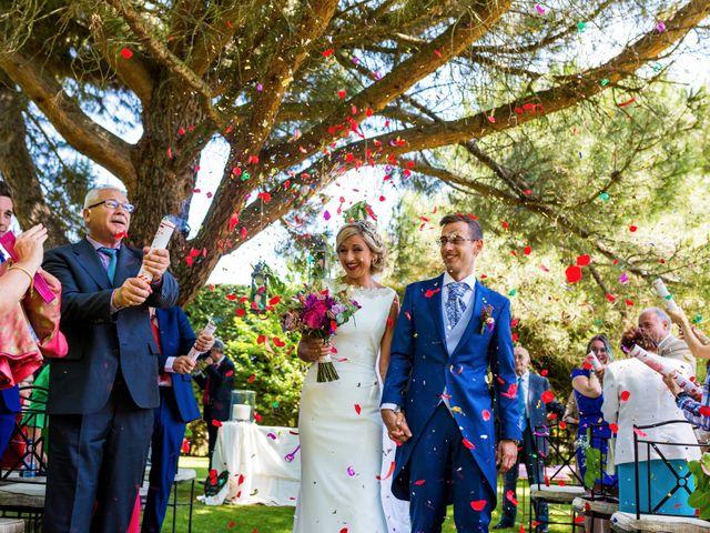 La boda de Fernando y Ana en Ávila, Ávila 22