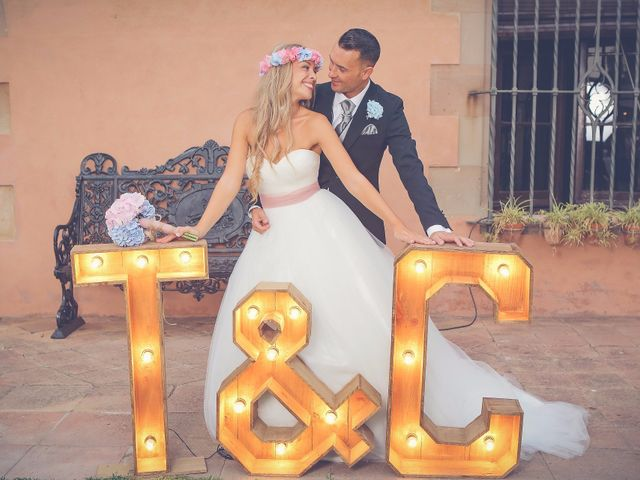 La boda de Carla y Toni