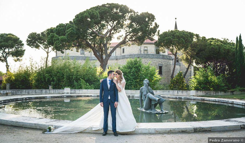 La boda de Alberto y Marta en Madrid, Madrid