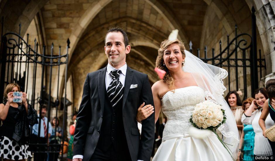 La boda de Andrés y Laura en Santander, Cantabria