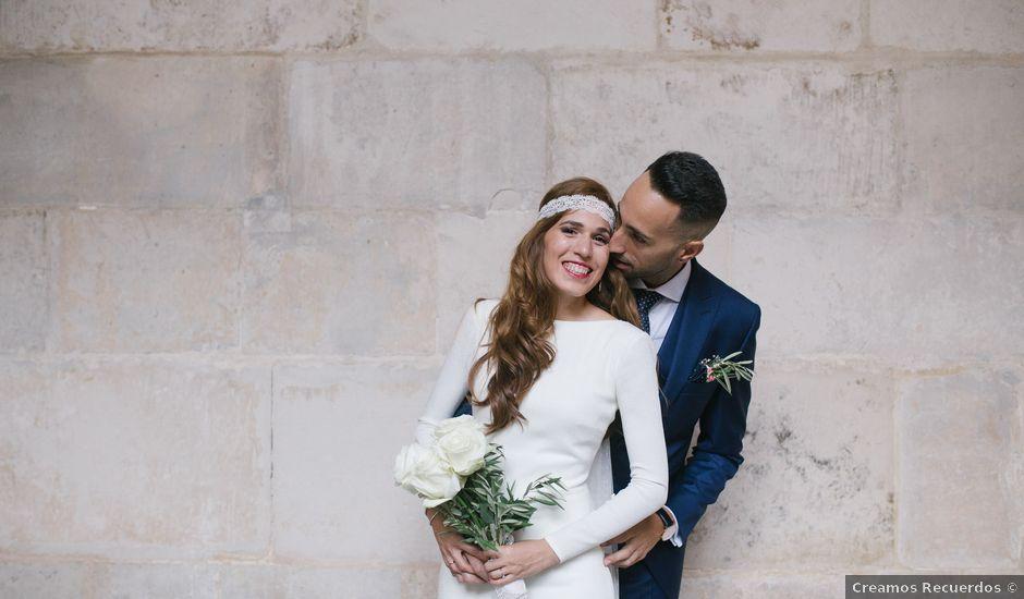 La boda de Juan y Paula en Toledo, Toledo