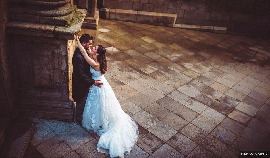 La boda de Rober y Isa en Pazo (Caion), A Coruña