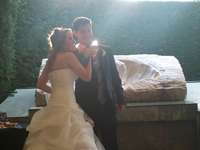 La boda de Montse y Carlos en Cervello, Barcelona