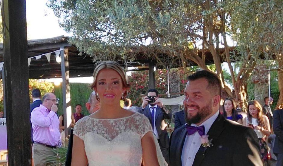 La boda de Andreu y Raquel en L' Alcúdia, Valencia
