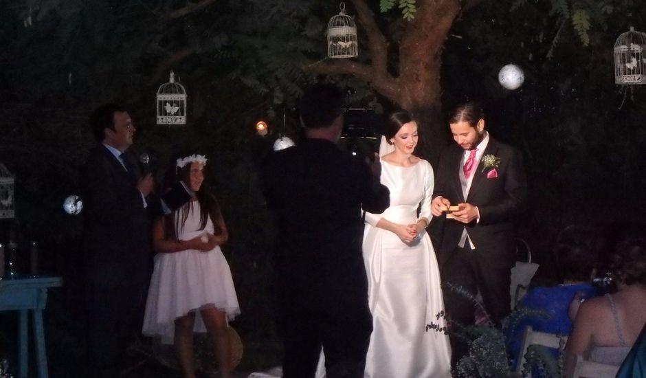 La boda de Iván y Virginia en Dos Hermanas, Sevilla