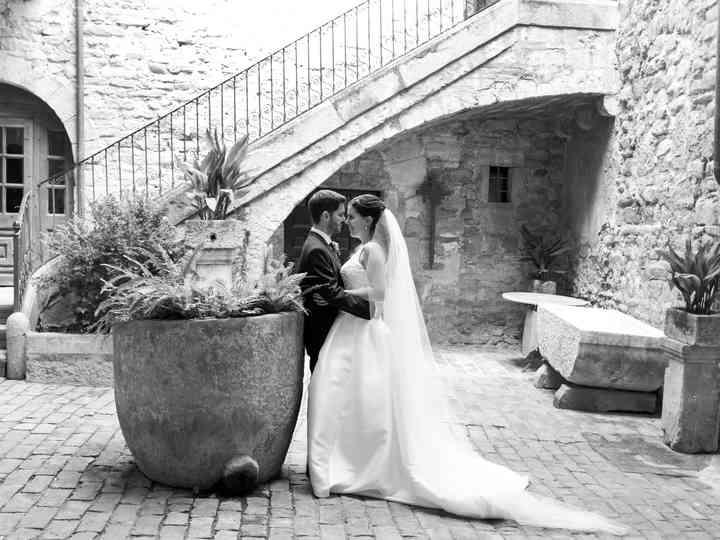 La boda de Elisabet y Albert