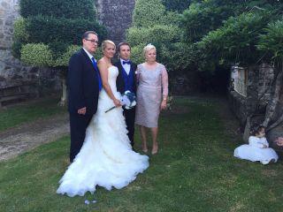 La boda de Verónica y Serxio